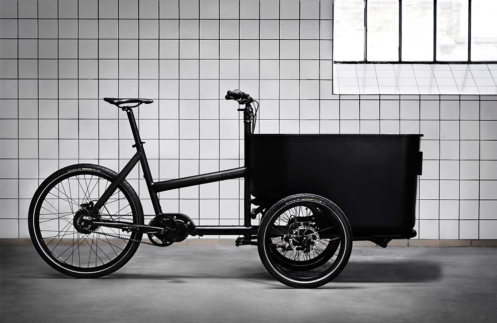 Butchers-and-Bicycles-Lastenrad-Transportrad-Trike-E-Bike-Gates-Carbon-Drive-1