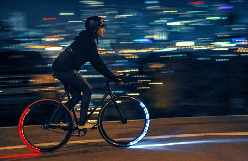 Marvelous Revolights Skyline Fahrrad Beleuchtung Kaufen In Deutschland Erhaeltlich 2