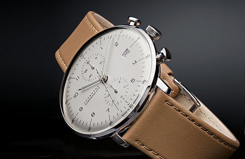 neue varianten des armbanduhren klassikers von max bill f r 2015 unhyped. Black Bedroom Furniture Sets. Home Design Ideas