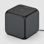 Sony SRS-X11: Winziger Lautsprecher-Würfel für's Handgelenk
