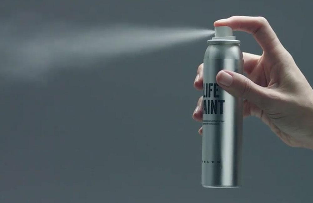 Volvo-Life-Paint-Reflektierendes-Spray-Fahrrad-Kleidung-Strassenverkehr-3