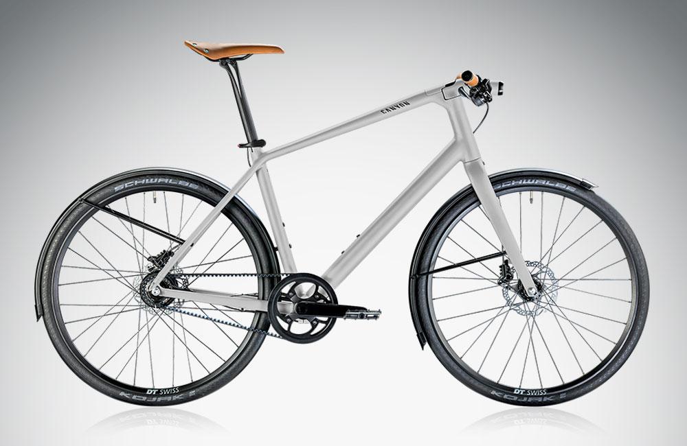 Canyon-Commuter-Urban-Bike-Fahrrad-Nabenschaltung-Gates-Carbon-Drive-Zahnriemen-Alfine-8-Gang