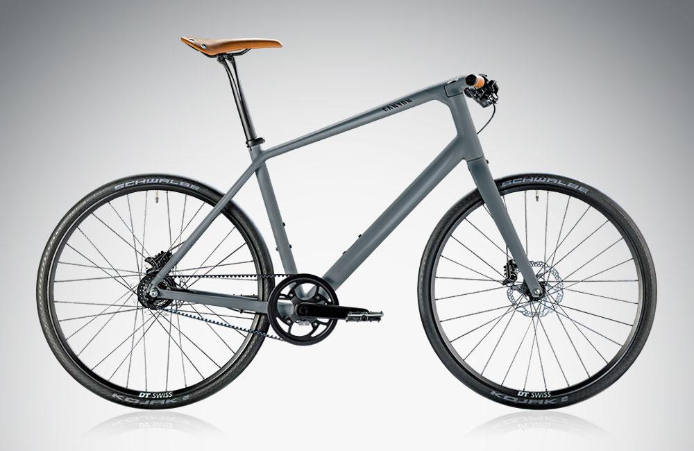 Canyon-Urban-Bike-Fahrrad-Nabenschaltung-Gates-Carbon-Drive-Zahnriemen-Alfine-8-Gang