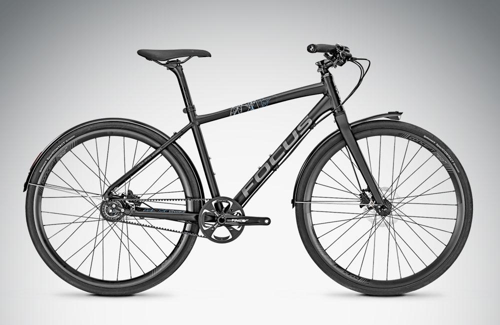 Focus-Planet-1-Plus-Urban-Bike-Fahrrad-Nabenschaltung-Gates-Carbon-Drive-Zahnriemen-Alfine-8-Gang