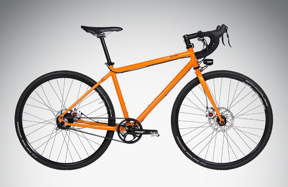 Tout-Terrain-X-Over-Urban-Bike-Fahrrad-Nabenschaltung-Gates-Carbon-Drive-Zahnriemen-Alfine-8-11-Gang