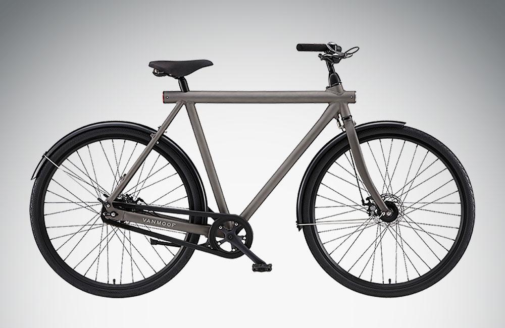 Vanmoof-S-Series-Urban-Bike-Fahrrad-Nabenschaltung-Shimano-Alfine-8-Gang
