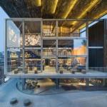 Hyundai Card Music Library: Musik-Bibliothek mit über 10.000 Schallplatten in Seoul