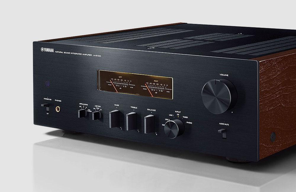 yamaha a s1100 neuer der stereo vollverst rker mit. Black Bedroom Furniture Sets. Home Design Ideas