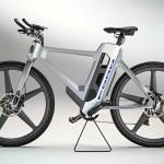Konzept für klappbares E-Bike: Ford MoDe:Flex