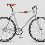 Nua Bikes SC-01: Singlespeed-Rad mit edlem Titan-Rahmen