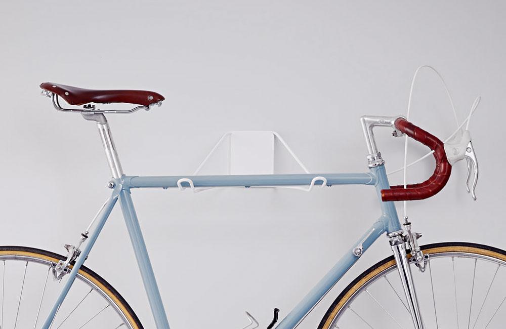 pincher minimalistische wandhalterung f r fahrr der. Black Bedroom Furniture Sets. Home Design Ideas