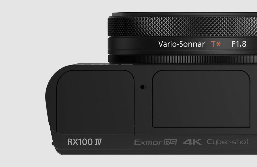 Sony-RX100-IV-M4-4-Kompaktkamera-20-MP-2015-Oben