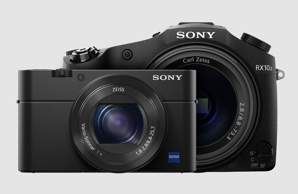 Sony-RX100-IV-M4-4-RX10-II-M2-2-Kompaktkamera-Bridge-Digitalkamera-20-MP-2015