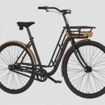 Update des klassischen Hollandrads: Die neue Vanmoof Q-Serie