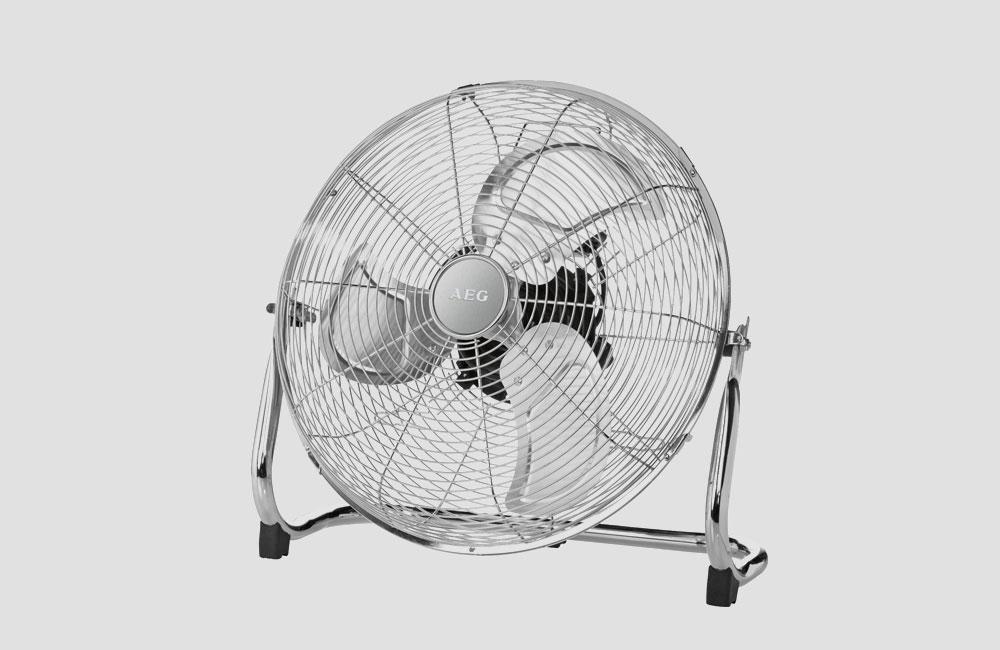 Design-Ventilatoren-Luefter-Geblaese-Gutes-Aussehen-Hitze-Uebersicht-AEG-VL-5606-Windmaschine-Ventilator