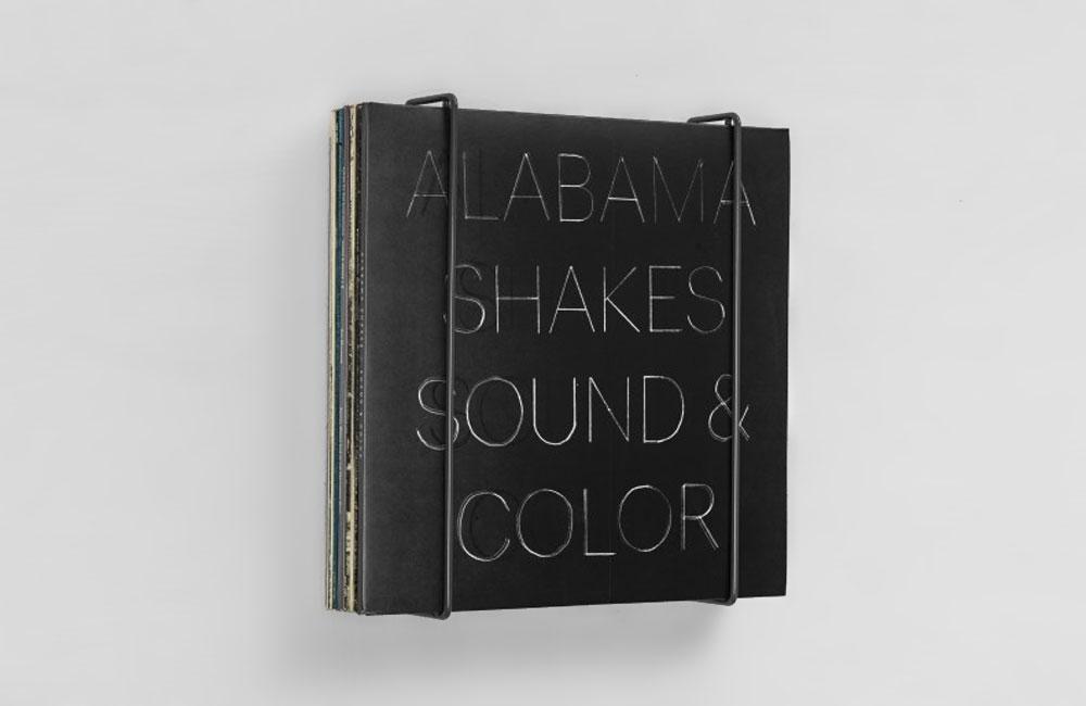 Alex-Valder-Drahtregal-Regal-Stahl-Vinyl-LP-Buch-1