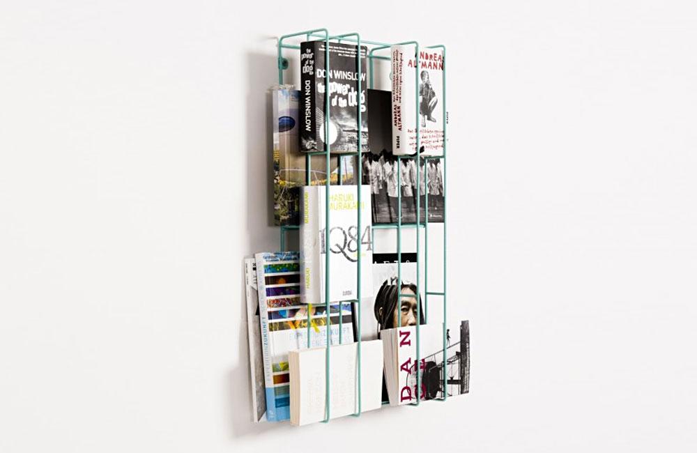 f r schallplatten b cher und sch ne sachen drahtregale. Black Bedroom Furniture Sets. Home Design Ideas