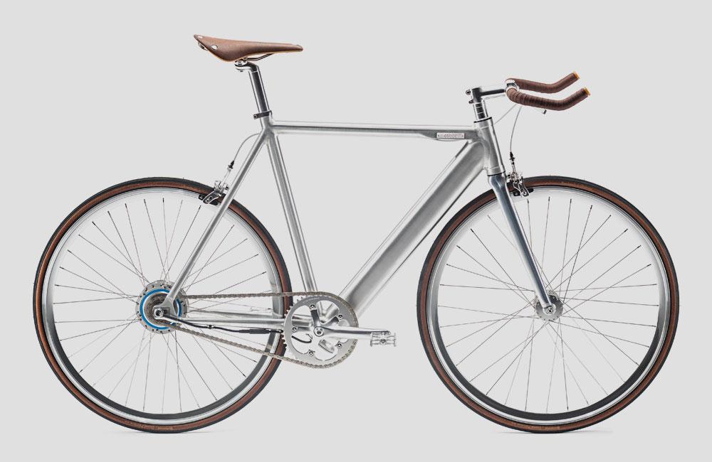 coboc one puristisches singlespeed e bike mit neuer farbe. Black Bedroom Furniture Sets. Home Design Ideas