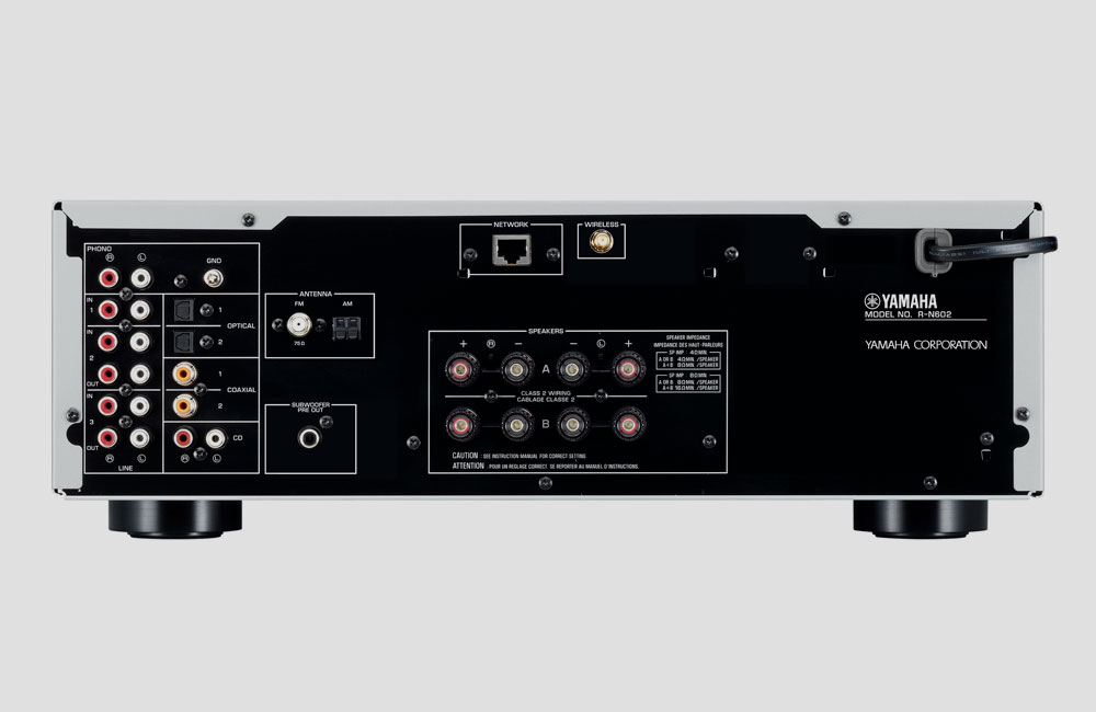 Yamaha A S Stereo Receiver