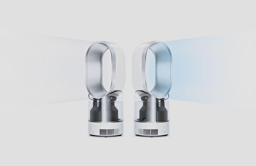 ventilator luftbefeuchter