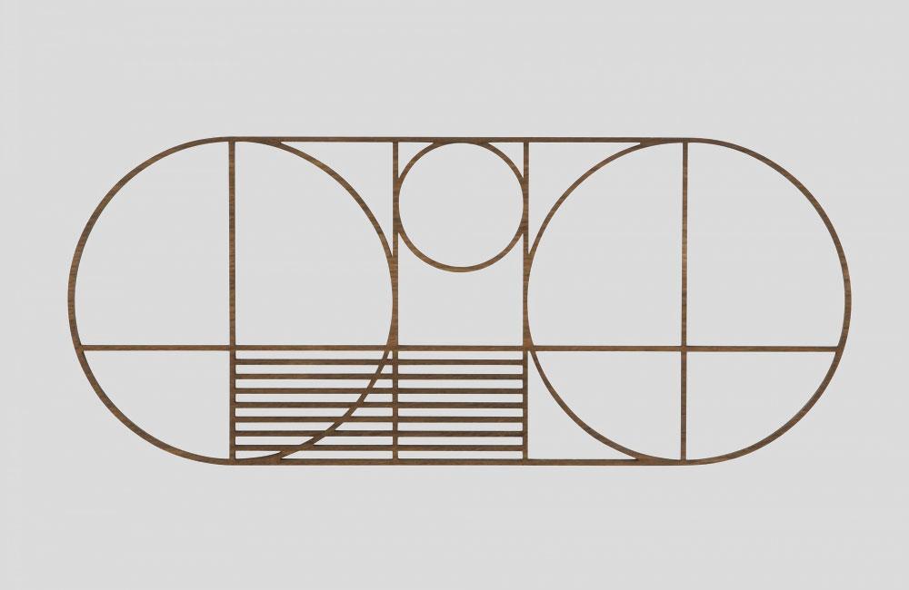 Ferm-Living-Outline-Trivet-Untersetzer-Holz-2