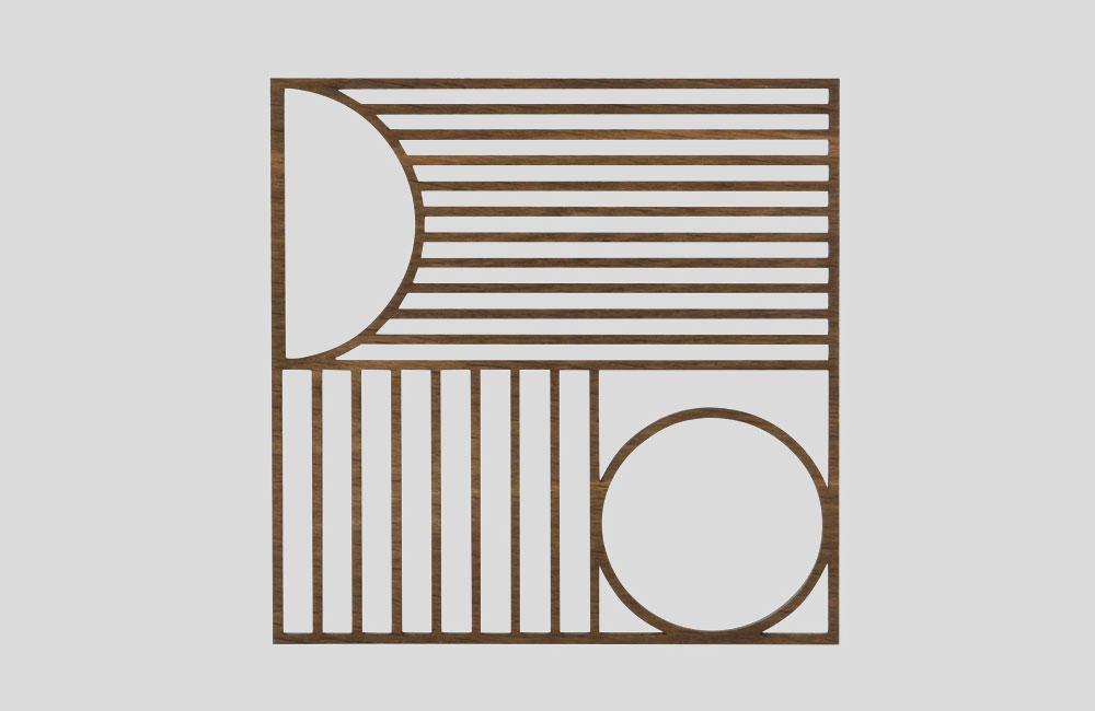 Ferm-Living-Outline-Trivet-Untersetzer-Holz-3