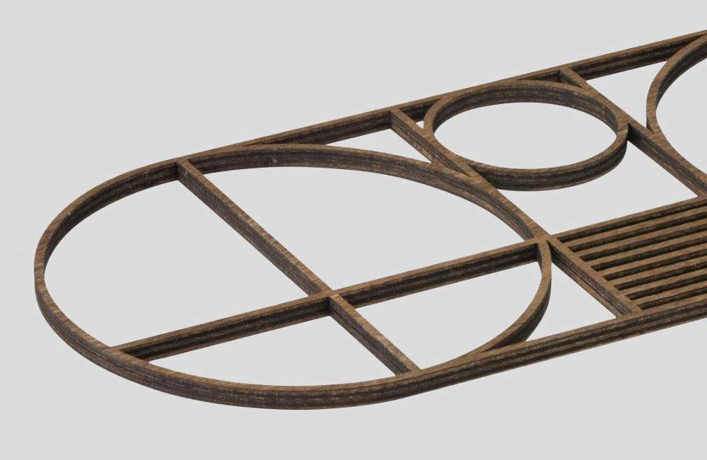 Ferm-Living-Outline-Trivet-Untersetzer-Holz-4