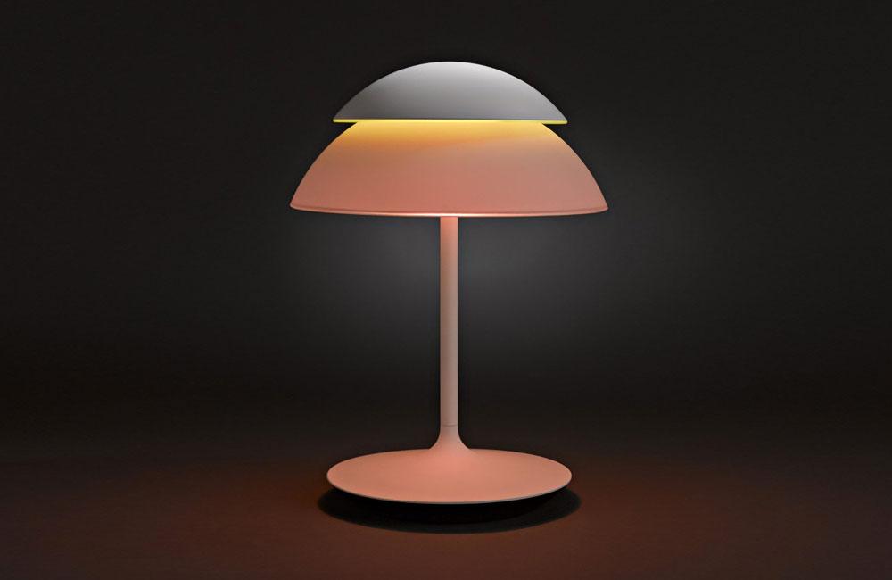 Philips-Hue-Beyond-Smart-Home-Beleuchtung-Tischleuchte