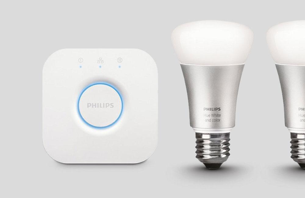 Philips-Hue-Smart-Home-Beleuchtung-Bridge-Home-Kit
