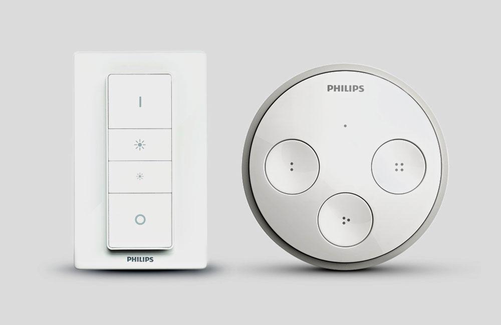 Philips-Hue-Smart-Home-Beleuchtung-Schalter-Controller-Dimmer