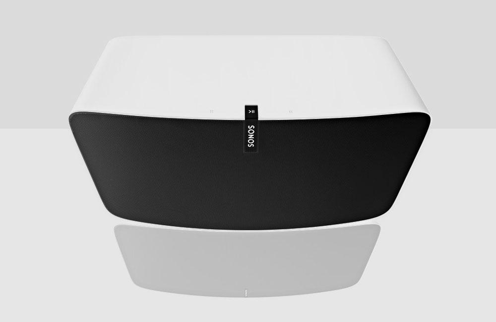Sonos Play 5 Wireless Lautsprecher Design