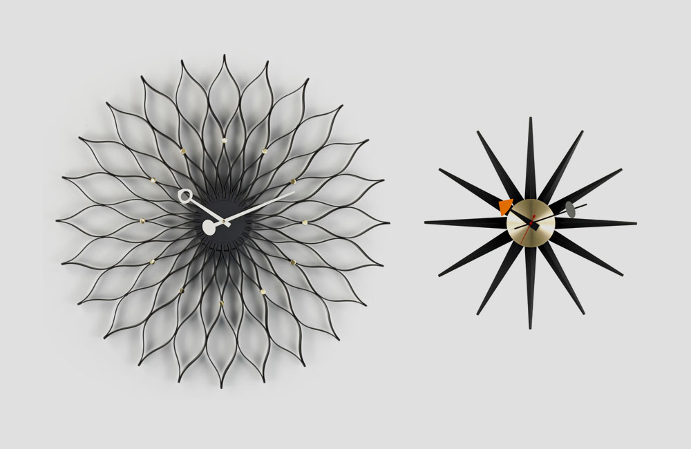 Vitra-Black-Collection-Limited-Edition-2015-Wanduhr