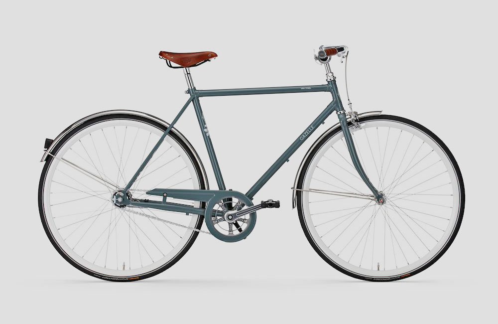 Gazelle-Van-Stael-LTD-Urban-Bike-Klassisches-Stahlrahmen-Stadtrad-Fahrrad-2