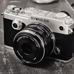 Systemkamera-Topmodell im Retro-Look: Olympus PEN-F