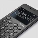 Weniger ist mehr: Das minimalistische Mobiltelefon MP 01 von Punkt.