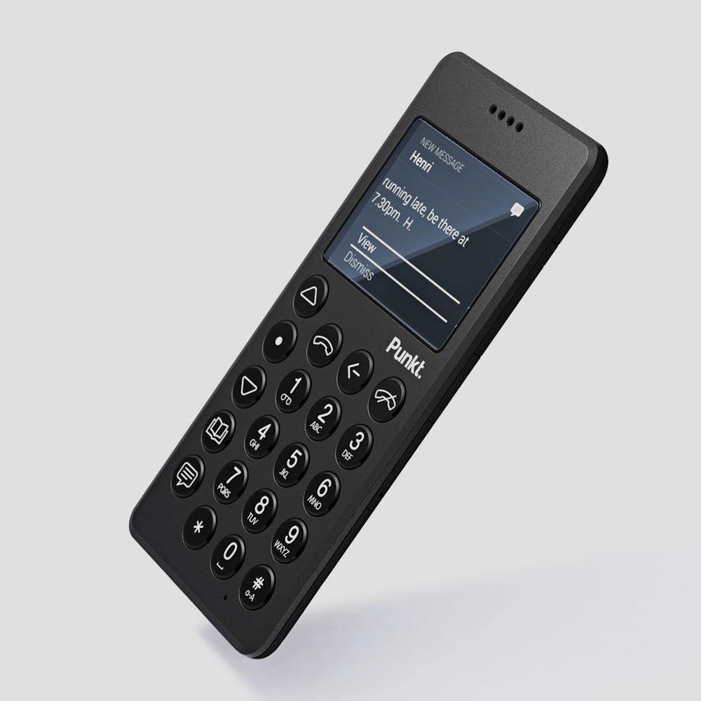 Weniger ist mehr das minimalistische mobiltelefon mp 01 von punkt unhyped - Minimalistische mobel ...