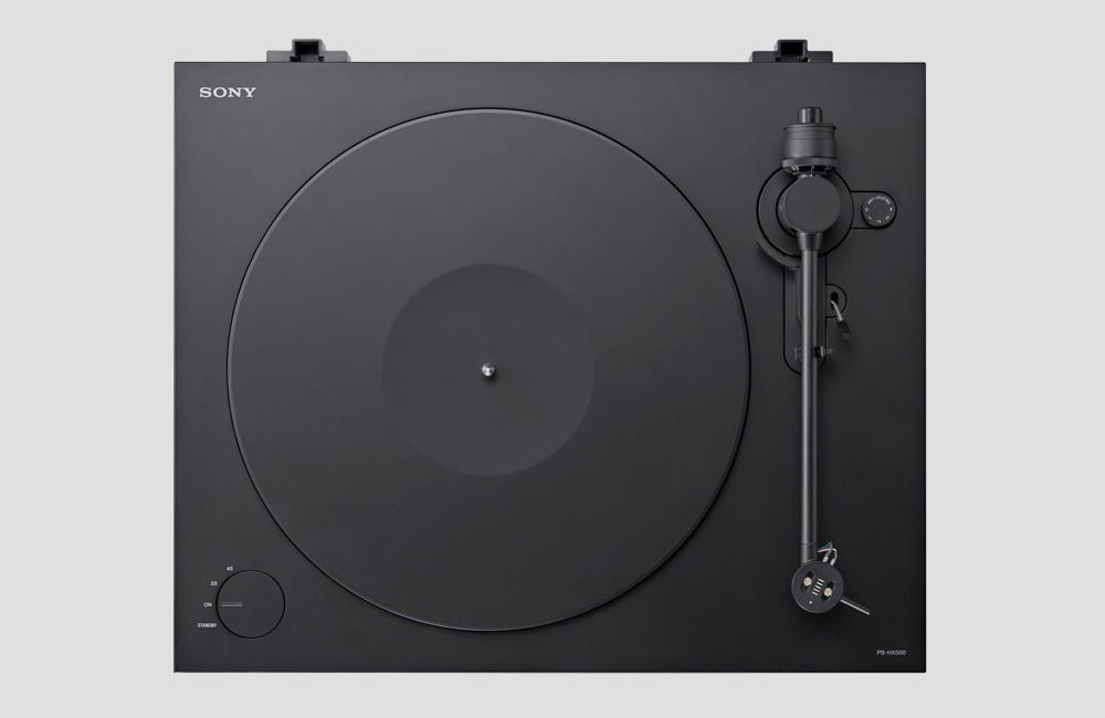 Sony-PS-HX500-Plattenspieler-High-Res-Vinyl-Schallplatte-Aufnahme-Recorder-1