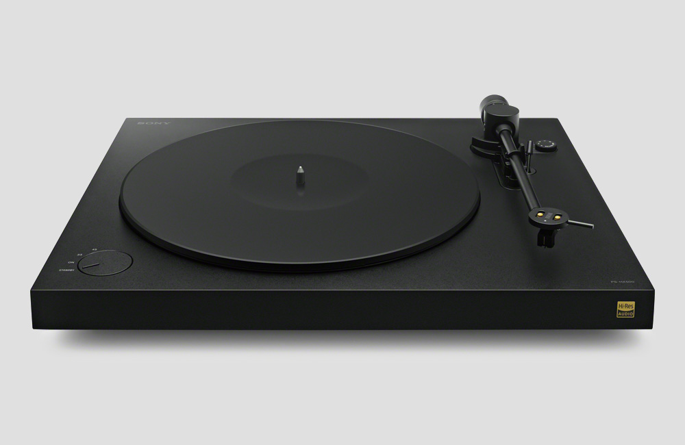 Sony-PS-HX500-Plattenspieler-High-Res-Vinyl-Schallplatte-Aufnahme-Recorder-3