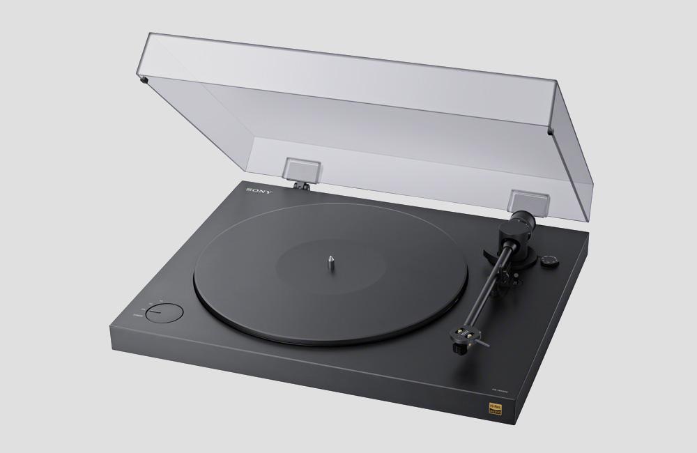 Sony-PS-HX500-Plattenspieler-High-Res-Vinyl-Schallplatte-Aufnahme-Recorder-4