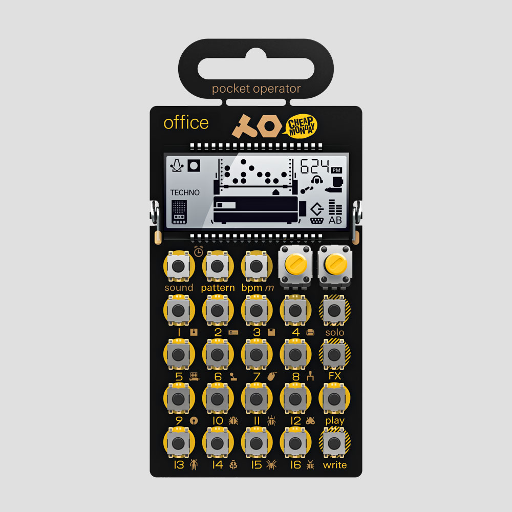 Teenage-Engineering-Cheap-Monday-Pocket-Operator-Mobile-Synthesizer-PO-24-Office
