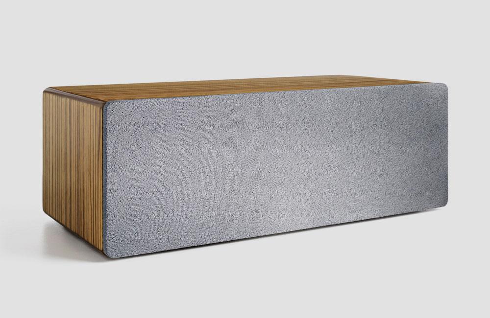 Audioengine-B2-Bluetooth-Lautsprecher-Holz-Gehaeuse-Abdeckung