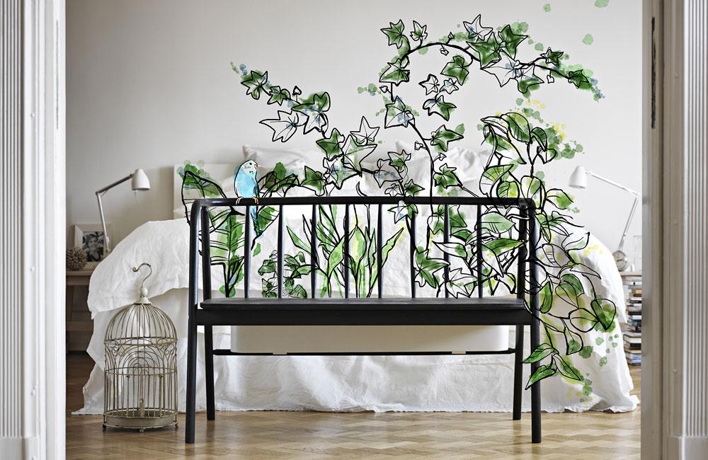 f r einen gr neren alltag die neue anv ndbar kollektion. Black Bedroom Furniture Sets. Home Design Ideas