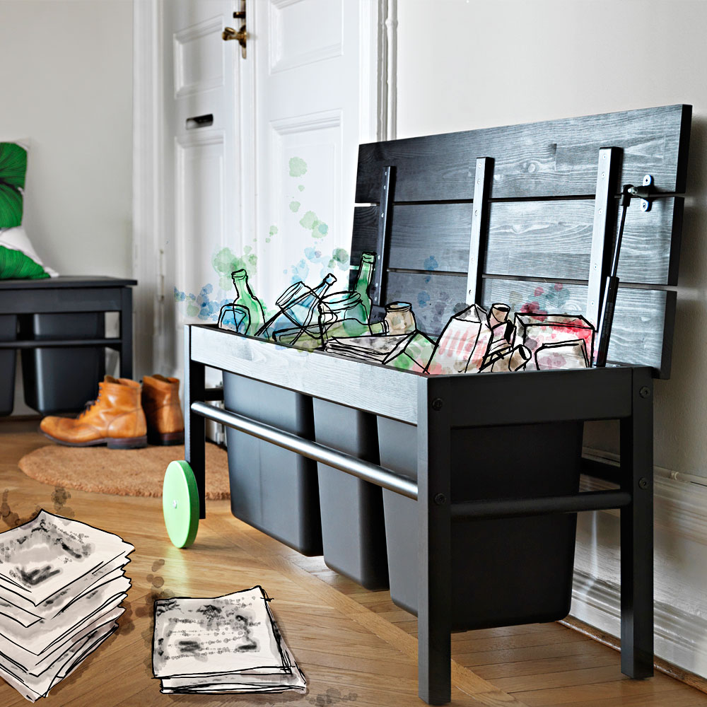 f r einen gr neren alltag die neue anv ndbar kollektion von ikea unhyped. Black Bedroom Furniture Sets. Home Design Ideas