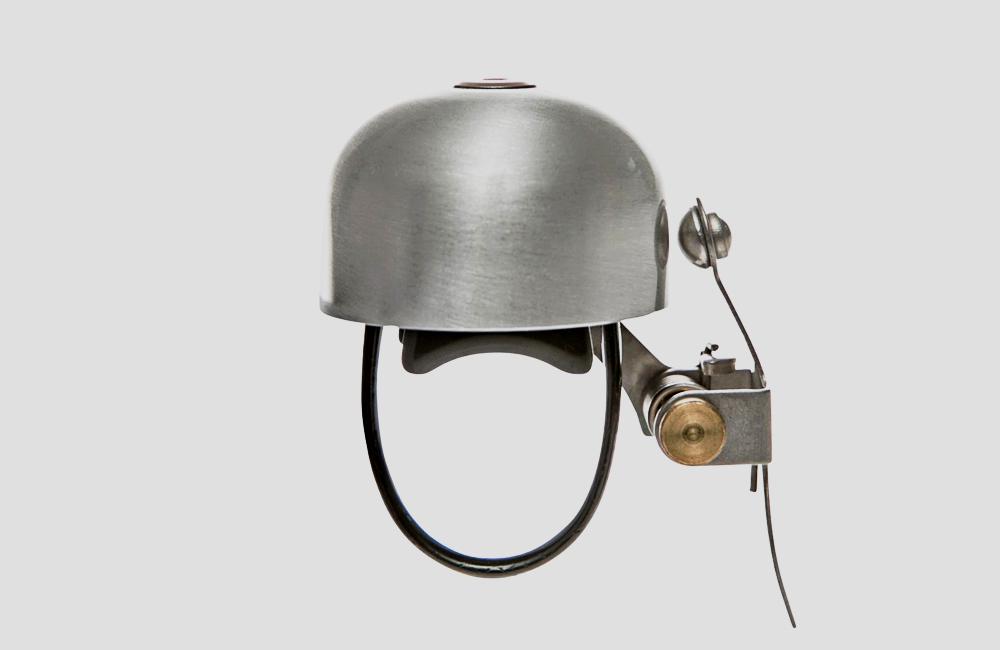 Kompakte-Fahrrad-Klingel-Crane-Bell-E-Ne-Silber