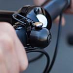 Klein und laut: Kompakte Klingeln fürs Fahrrad