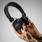 Jetzt auch Kabellos: Der Marshall Major II als Bluetooth-Kopfhörer