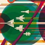 Visions Of The Future: Posterserie für Weltraumreisen von der NASA