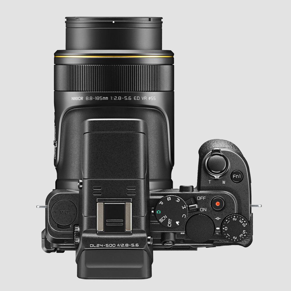 Nikon-Kompaktkamera-1-Zoll-DL-24–500-2