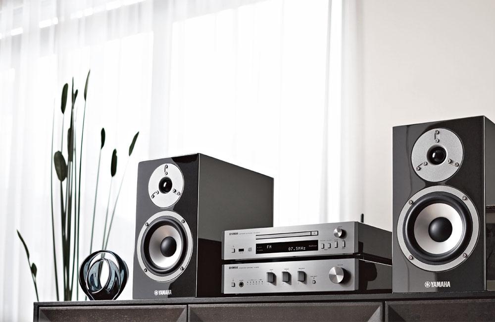 yamaha mcr n870d und mcr n670d kompakte hifi. Black Bedroom Furniture Sets. Home Design Ideas