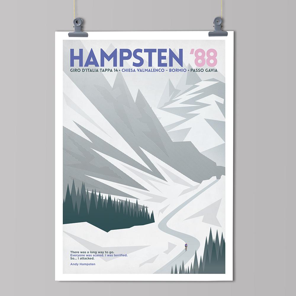 the-handmade-cyclist-fahrrad-poster-plakat-design-panache-hampsten